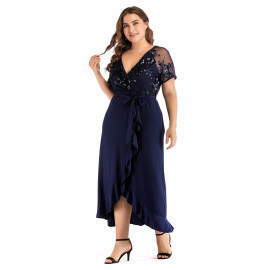 Женское платье больших размеров MN109-2