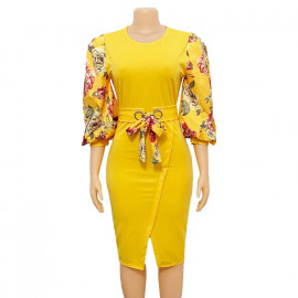 Женское платье больших размеров MN106-3