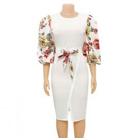 Элегантное платье для женщин больших размеров MN106-2