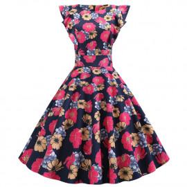 Летнее женское платье MN104-3