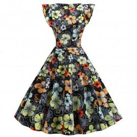 Летнее женское платье MN104-4