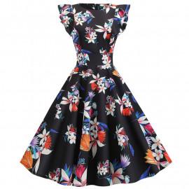 Летнее женское платье MN104-5