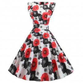 Летнее женское платье MN104