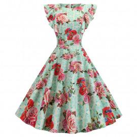 Летнее женское платье MN104-1