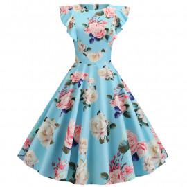 Летнее женское платье MN104-7