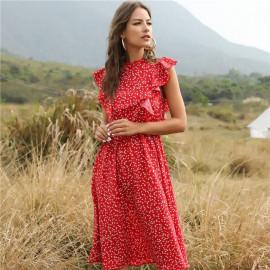 Летнее женское платье MN98