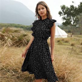 Летнее женское платье средней длины MN98-2