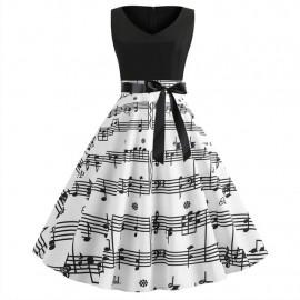 Платье ретро винтажное MN61-26