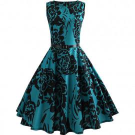 Платье в стиле Стиляги женское MN57-15