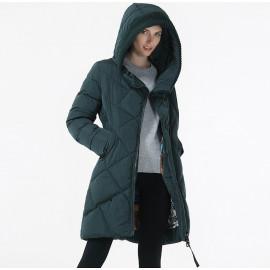 Зимнее женское пальто KD086-4