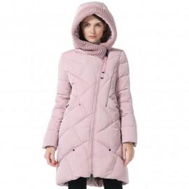 Зимнее женское пальто KD086-6