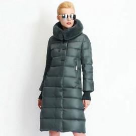 Зимнее женское пальто KD085-2
