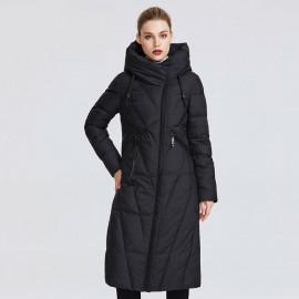 Зимнее женское пальто KD067