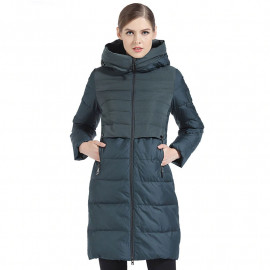 Зимнее женское пальто KD066-1