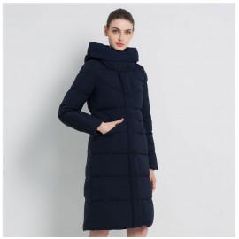 Зимнее женское пальто KD065