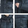Зимнее женское пальто KD064, цвет черный