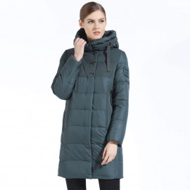 Зимнее женское пальто KD062-3