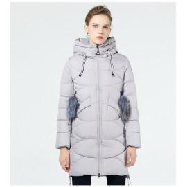 Куртка молодежная женская зимняя KD056-2