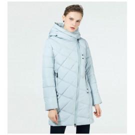 Куртка женская молодежная зима KD055-2