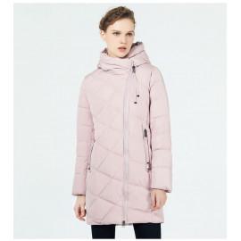 Куртка удлиненная женская зимняя KD055-1