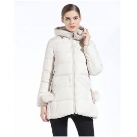 Короткая куртка зима женская KD054-1