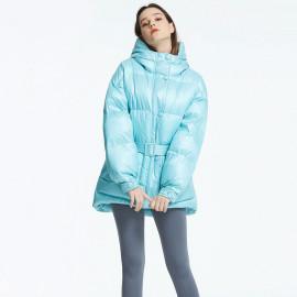 Куртка женская утепленная короткая KD052-1