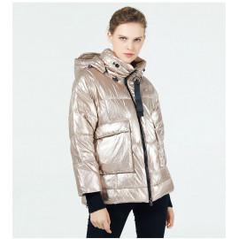 Куртка зимняя молодежная женская KD051