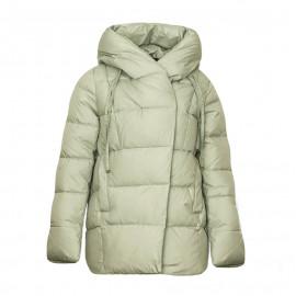 Укороченная зимняя куртка женская KD050-3