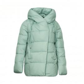 Короткая зимняя куртка женская KD050-6