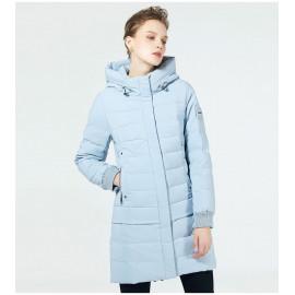 Куртка женская зима утепленная KD049-3