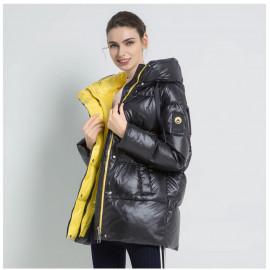 Женская куртка на зиму KD048-1