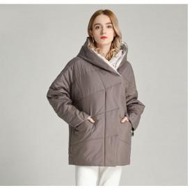 Куртка демисезонная большого размера KD045
