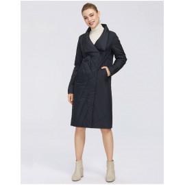 Демисезонное пальто больших размеров для женщин KD044
