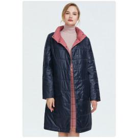 Пальто стеганое на синтепоне больших размеров KD038-1