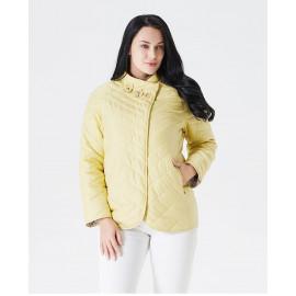 Куртка на весну женская для полных KD036
