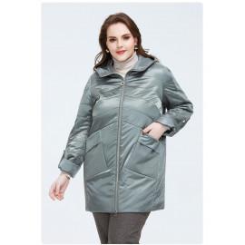 Весенняя куртка для полных женщин KD034-1