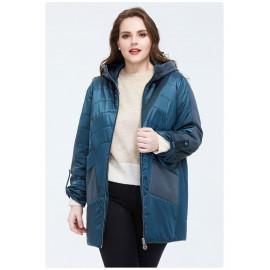 Куртка на осень женская больших размеров KD034-3