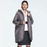 Женская осенняя куртка больших размеров KD031-2