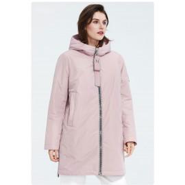 Куртка женская демисезонная с капюшоном больших размеров KD030