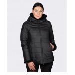 Демисезонная куртка для полных женщин KD029