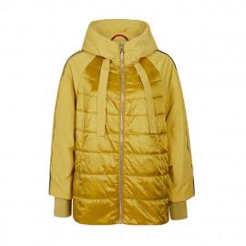 Женская куртка демисезонная большого размера KD025-2