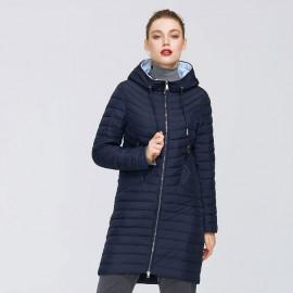Стеганое пальто молодежное KD021-3
