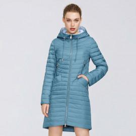 Пальто женское демисезонное стеганое KD021-1