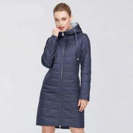 Молодежное пальто на весну KD020-2
