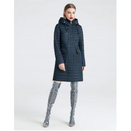 Пальто приталенное женское демисезонное KD019