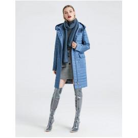 Пальто весна-осень женское KD019-1