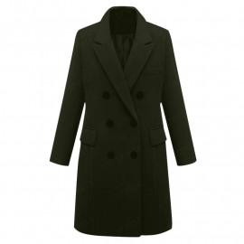 Осеннее кашемировое пальто женское KD017-4
