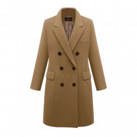 Женское пальто из кашемира KD017-5