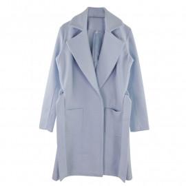 Классическое демисезонное женское пальто KD011-1