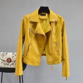 Косуха женская желтая KR007-3